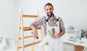 4 Reasons to Hire a Painter this Winter
