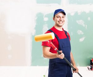 4 Factors to Consider When Looking for a Professional Painting Contractor