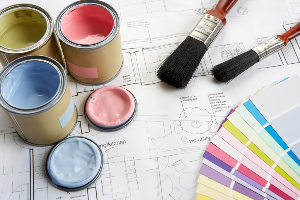 Better than Paint by Number: How to Pick the Right Interior Color Schemes for Your Home