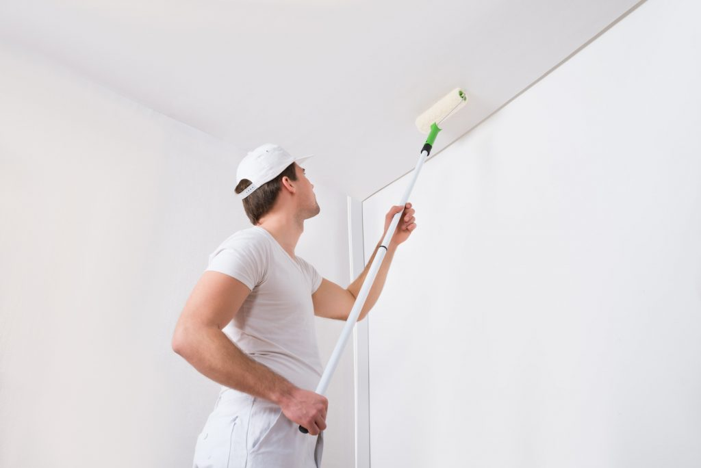Looking Up: How to Choose a Ceiling Paint Color