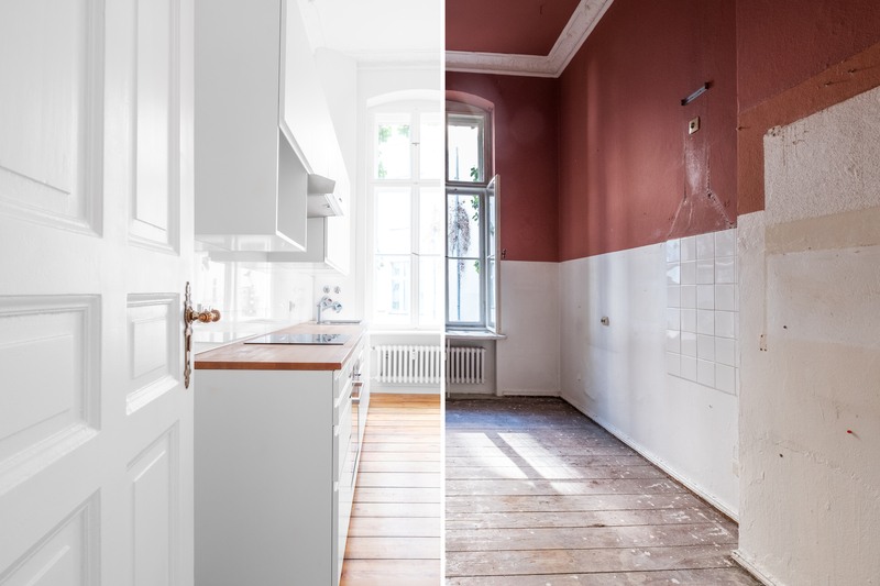 Choosing Paint Colours for your Renovation - Cal-Res Coatings - Residential Painting - Featured Image