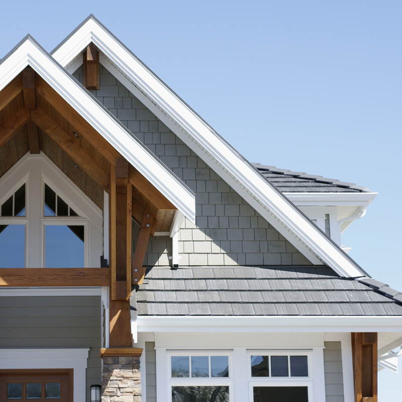 Paint can Protect your Home from Weather - CalRes Coatings - Residential Painters Calgary - Featured Image