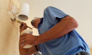 What is Paintable Caulk? - Cal-Res Coatings - Residential Painters - Featured Image